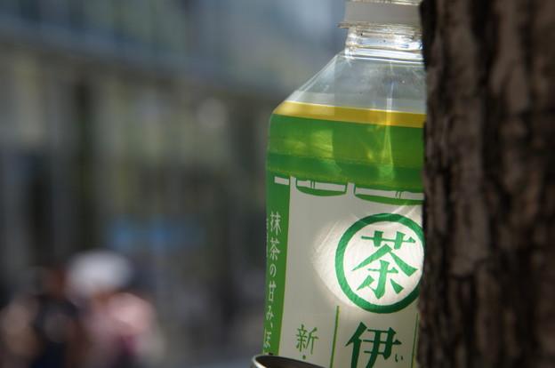 Photos: こまめな水分補給