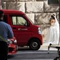 Photos: 日本郵便は愛を運ぶ