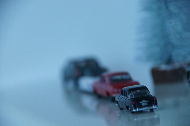 Photos: 可愛い渋滞