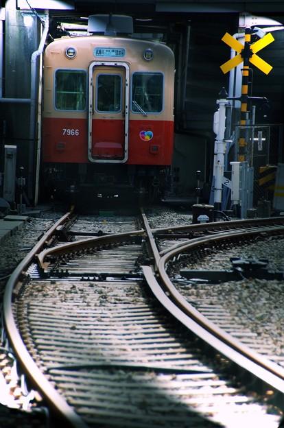 Photos: 佇む武庫川線