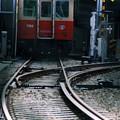 佇む武庫川線