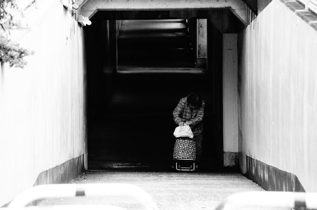 Photos: タイムトンネルの出口