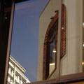 窓の中の風景