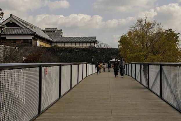 熊本城回廊