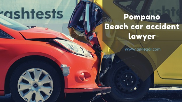 Car Accident Lawyer in Pompano Beach