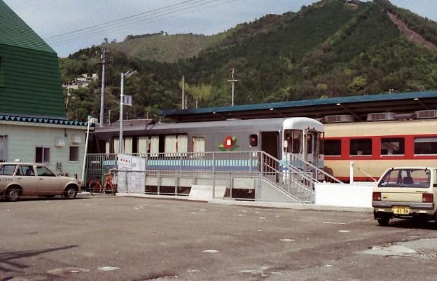 Tosa-Kuroshio Railway, Kochi-prefecture / 土佐くろしお鉄道