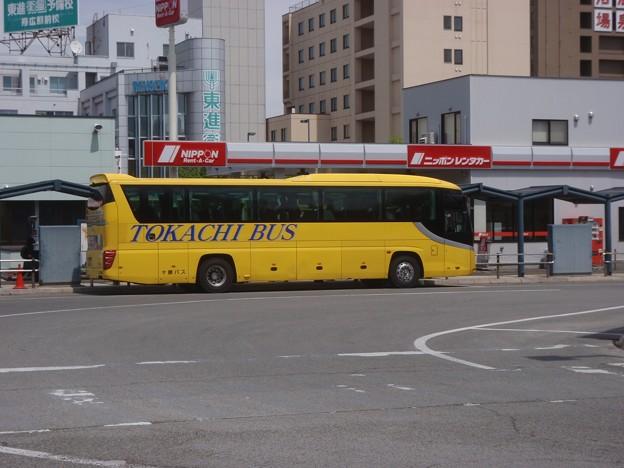 十勝バス 帯広~札幌 / Tokachi Bus
