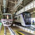 写真: 鉄道フェスタ