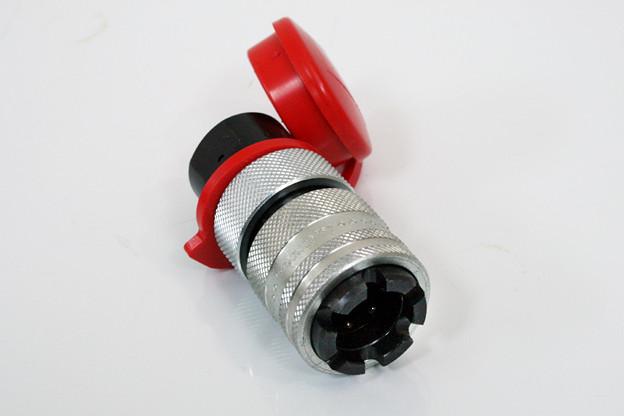 油圧カプラ 超高圧300Mpa仕様
