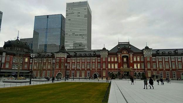 東京駅~モダンとレトロ~(1)