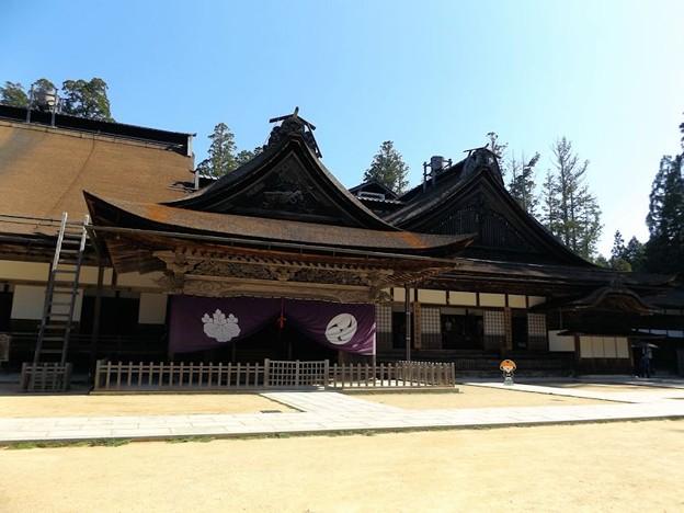 金剛峯寺(2)