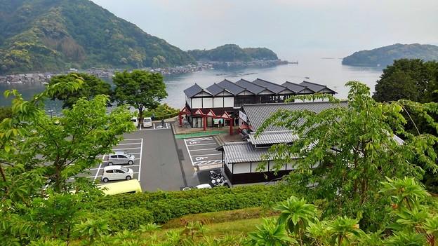 新緑の舟屋の里公園(1)