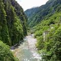 写真: 黒部峡谷(8)