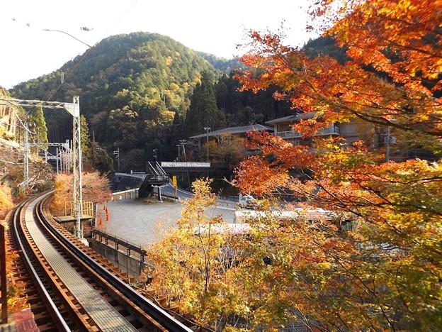 貴船口駅(2)