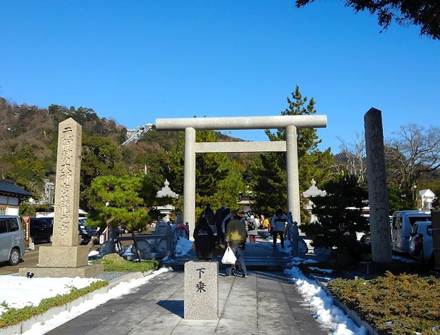 元伊勢・籠神社(1)