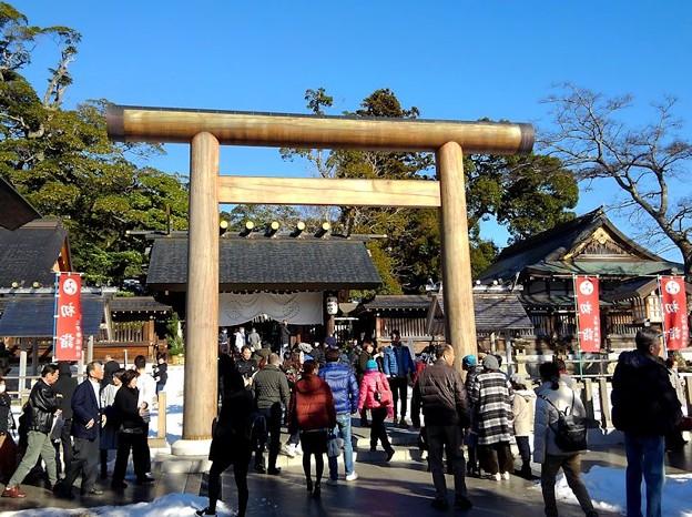元伊勢・籠神社(2)