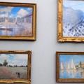 Photos: モネ『アルジャントゥイユのボートレース』ほか