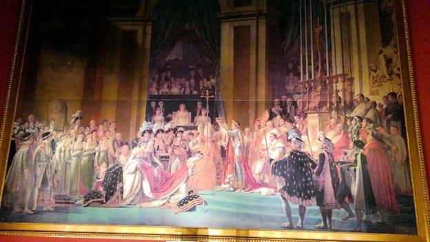 ジャック・ルイ・ダヴィッド『ナポレオンの戴冠式』
