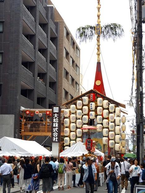 菊水鉾(1)