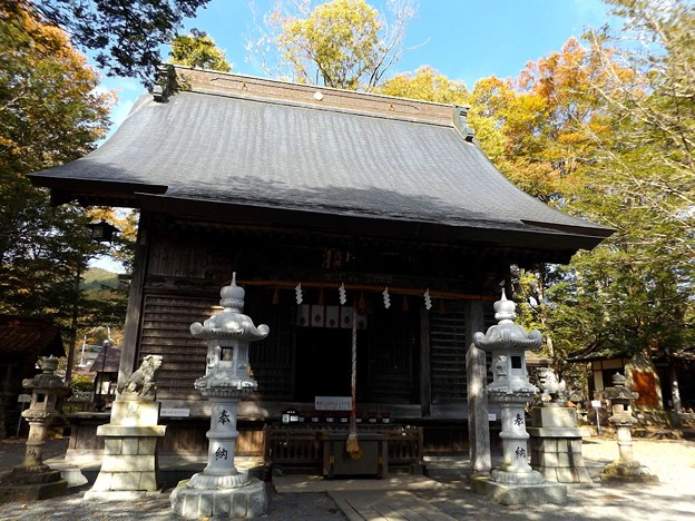 浅間神社(忍草)2