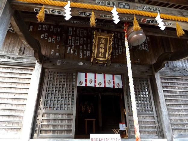浅間神社(忍草)3