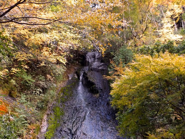 京丹波町・琴滝(3)