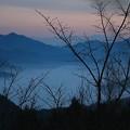 立雲峡から望む雲海(5)
