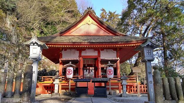 厳魂神社(奥社)(2)