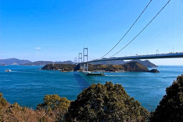 来島海峡大橋(2)