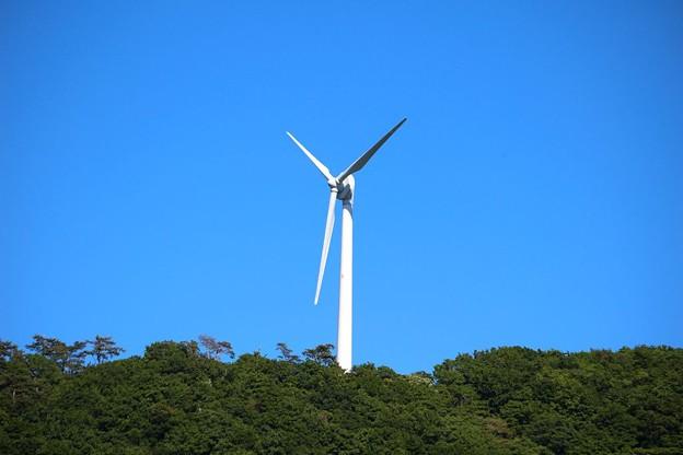 太鼓山風力発電(1)