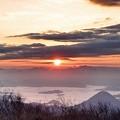 Photos: 日の出と雲海~大江山~
