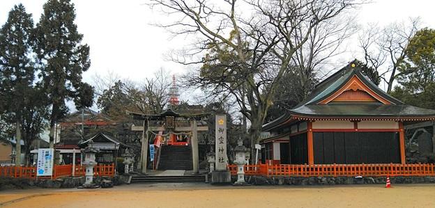 福知山・御霊神社(1)