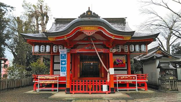 福知山・御霊神社(3)