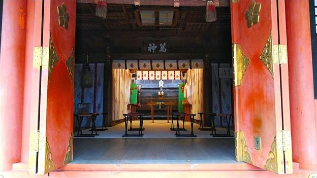 福知山・御霊神社(4)