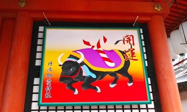 福知山・御霊神社(5)