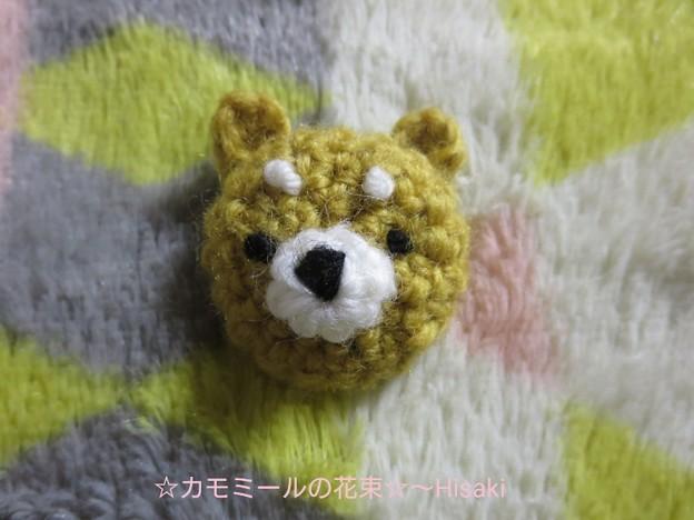 写真: 柴犬マグネット♪