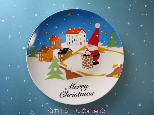 クリスマスプレート
