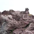 写真: 山形 十六羅漢岩 140714 01