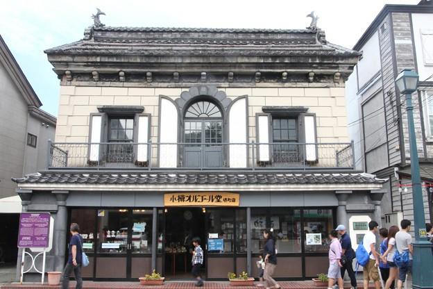 小樽 堺町通り 140723 07