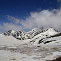 写真: 雪の回廊 180514 08