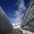 写真: 室堂 180514 10 雪の大谷