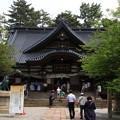 写真: 尾山神社 180518 02