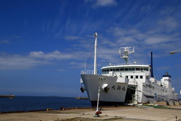 写真: 津軽海峡フェリー 180724 01