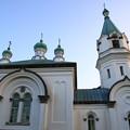写真: 函館ハリストス正教会 180724 01