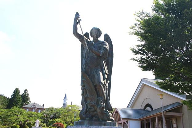 函館 トラピスチヌ修道院 180725 01
