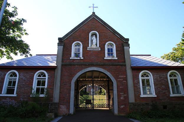 燈台の聖母トラピスト大修道院 180802 02