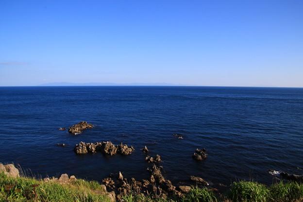 立待岬から 180802 01