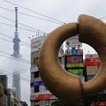 写真: 錦糸町駅北口から 181023 01