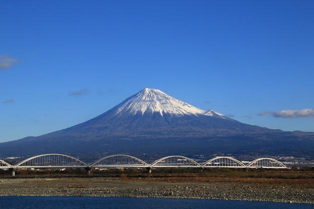 富士川河川敷 190101 03