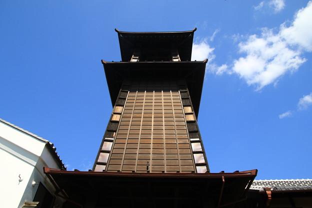 川越旧市街 190312 18 時の鐘